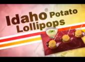 Tasty Idaho Potato Lollipops