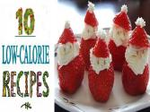 Top 10 Low-cal Christmas Dishes