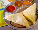 Dosa, The Pan Cakes From South India