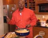 Food Habits Of Aaron Mccargo, Jr.