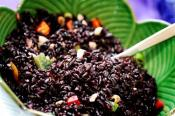 Learn The Benefits Of Black Rice