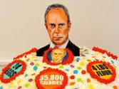 The Irony Of 'bloomberg' Cupcake