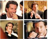 Bradley Cooper Turns Hot For Hagen-dazs 