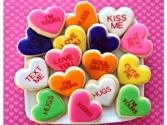 Candy Heart Conversation For 2014