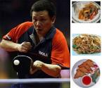 Spanish Olympian Vouches For Chinese Food