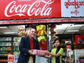 Myanmar Gets Its First Coke In Years