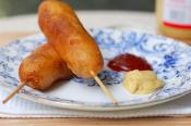 How To Make Fair Style Corn Dogs