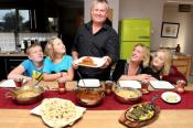 Living With The Toombs - A Curry A Day