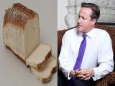 British Premier Makes Bread, Eats Cake