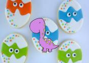 Care For A Dino-egg Cookie?