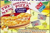 Pakistan Is Crazy About Domino's Quesadilla Pizza