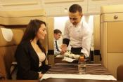 Etihad's Recipe For Success: Flying Chefs