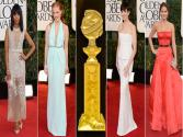 Stars Prefer Junk At The Golden Globe Awards