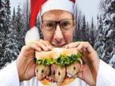 Heston Blumenthal Reveals His Fairy Tale Christmas Menu