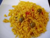 How To Eat Arroz Amarillo