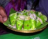 How To Eat Indian Paan
