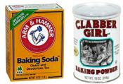 Difference Between Baking Soda/baking Powder