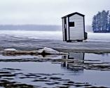 How To Make Your Own Home Made Ice Fishing Shanty?
