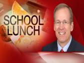 Congressman Has Free Lunch & Preaches Against It Too