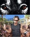 Hot Wolf Joe Manganiello Hosts Rehab Pool Party
