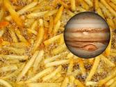 By Jupiter! The Chips Are 'g' Rate