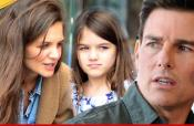 Katie Holmes, Tom Cruise Come Together For Thanksgiving