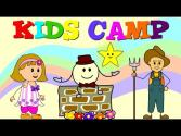 Kids Camp Nursery Rhymes - Channel Trailer