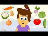 Learn About Vegetables - Preschool Activity