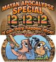 Cashing In On Mayan Apocalypse Prediction With Food
