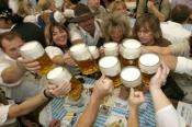 Oktoberfest Creates Record In Beer-guzzling