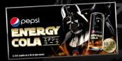 Pepsi's Darth Vader Cola Takes You To 'the Dark Side'