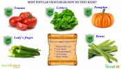 Why These Top 5 Vegetables Are Good For You