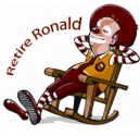 Retire Ronald Campaign Against Mcdonald's Gains Steam