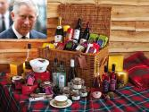 Prince Charles Selling Christmas Hampers