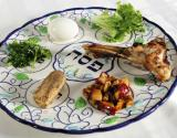The Sedar Plate & Its Food Symbols