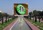 Starbucks Opens Shop In India