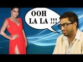 Veena Malik Caught Exposing On The Dirty Picture