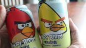 Angry Birds Soda Selling More Than Coke, Pepsi In Finland