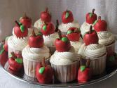 Top 10 Fall Apple Cupcakes