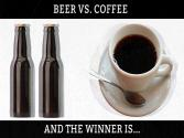 Coffee Or Beer: Which Is More Creative?
