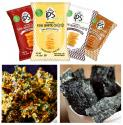 Future Snacks Made With Kale, Seaweed, Egg Whites