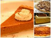 Celebrating Thanksgiving With Pumpkin Pie - 5 Ways