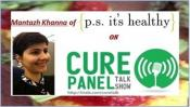 Curetalk Show On Healthy Eating With Cancer