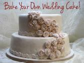 Tips To Bake Your Own Wedding Cake!