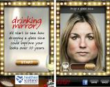 Drinking Mirror App Reflects The Truth About Alcohol