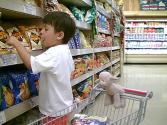 How To Shop For Groceries With Kids?