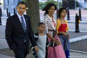 Are Obama Kids Eating Healthy