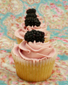 3 Easy Blackberry Cupcake Ideas
