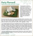 Party Planning Ideas With Boursin Cheese