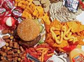 Half  Of  Kids' Calorie Intake Made Up Of Junk Food